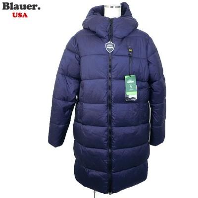 Blauer USA ブラウアー レディース ロングコート DuPont Sorona SUSTANS(R) 中綿ジャケット 19WBLDK02024 005486 891 ブルー