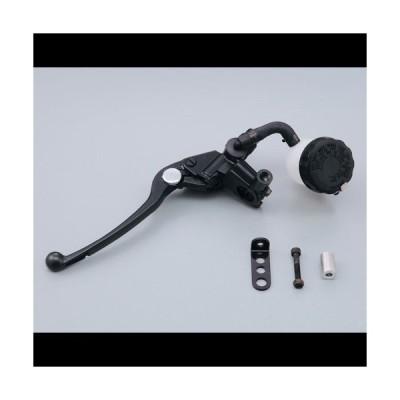 デイトナ(DAYTONA) NISSIN ブレーキマスターシリンダー(左側ブレーキ車専用/標準レバー) 1/2インチ ブラック/ブラック 49015
