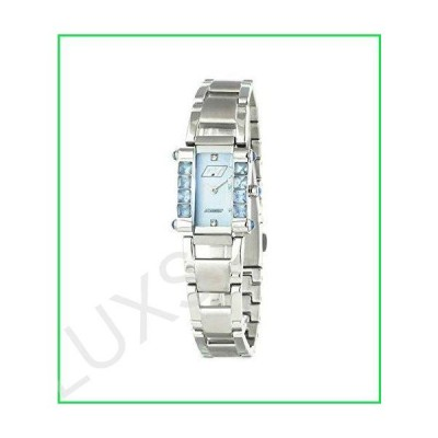 ChronoTech Women's Quartz Watch with Stainless Steel Strap, Silver, 18 (Model: CC7040L-01M) 並行輸入品