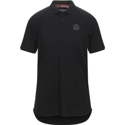 ナパピリ NAPAPIJRI メンズ ポロシャツ トップス Polo Shirt Black