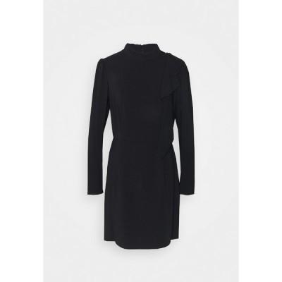 ドンダップ ワンピース レディース トップス Cocktail dress / Party dress - black