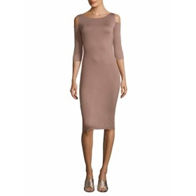 ベイリー44 レディース ワンピース Cold-Shoulder Bodycon Dress