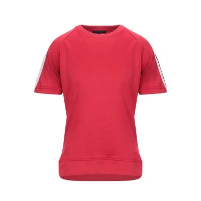 ブライアン デールズ BRIAN DALES スウェットシャツ レッド M ポリエステル スウェットシャツ
