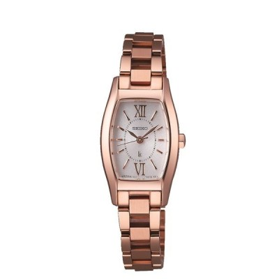 (国内正規品)(セイコー)SEIKO 腕時計 SSVR132 (ルキア)LUKIA(ソーラー ステンレスバンド アナログ レディース)