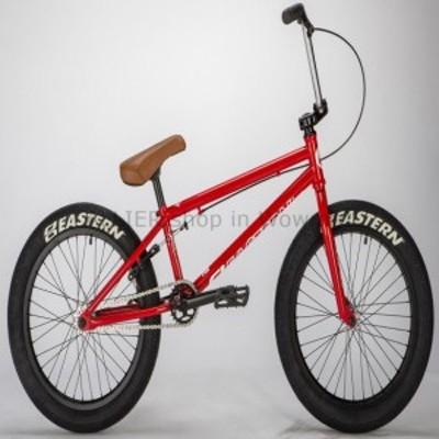 "BMX Eastern 20 ""BMX Traildigger自転車フリースタイルバイク3ピースクランクレッド2019 NEW"