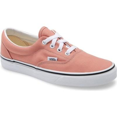 ヴァンズ VANS レディース スニーカー ローカット シューズ・靴 UA Era Low Top Sneaker Rose Dawn/True White
