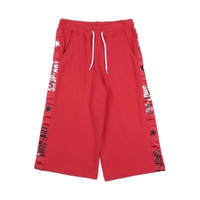 SHOP ★ ART パンツ レッド 10 コットン 100% パンツ