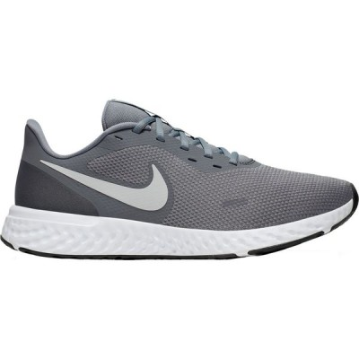 ナイキ Nike メンズ ランニング・ウォーキング シューズ・靴 Revolution 5 Running Shoes Grey/Grey
