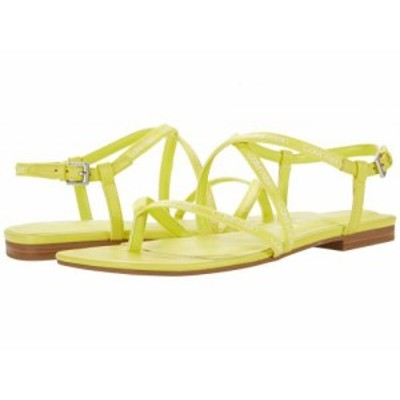 Calvin Klein カルバンクライン レディース 女性用 シューズ 靴 サンダル Myra Yellow【送料無料】