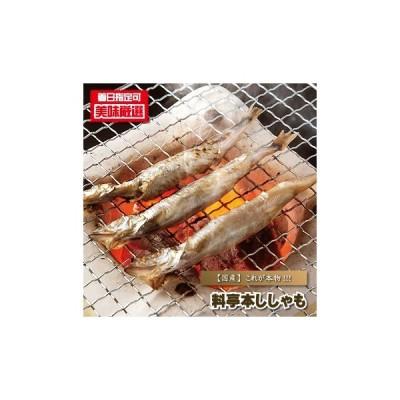 シシャモ 干し 北海料亭本ししゃも子持ち 30本入り 北海道産 柳葉魚 たまご タマゴ 卵 めす メス 雌