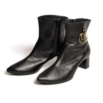 LAYMEE レイミー glamb グラム Koronia boots コロニアブーツ LY19AT/AC01【2019秋冬】【ブーツ】【入荷】