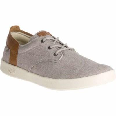 チャコ Chaco メンズ シューズ・靴 Davis Lace Shoe Gray