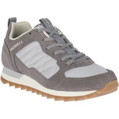 メレル Merrell レディース スニーカー シューズ・靴 Alpine Sneaker Shoe Charcoal/Paloma