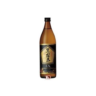 黒霧島 EX 芋 25度 霧島酒造 900ml 瓶 12本入