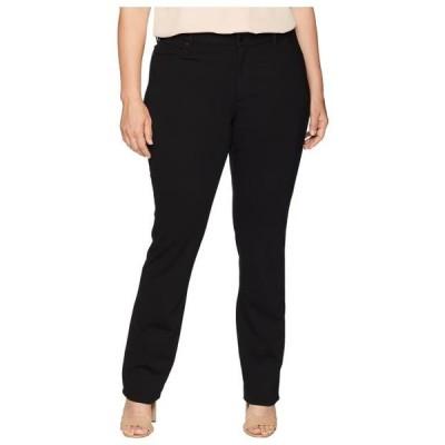 レディース パンツ Plus Size Marilyn Straight in Black