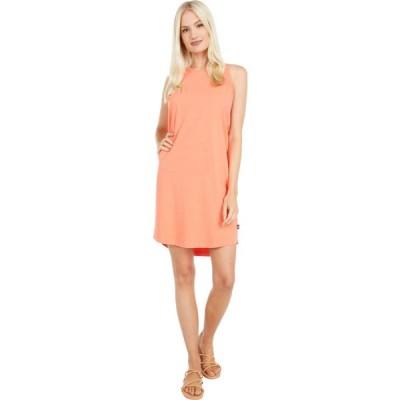 ザ ノースフェイス The North Face レディース ワンピース ワンピース・ドレス Woodmont Dress Miami Orange