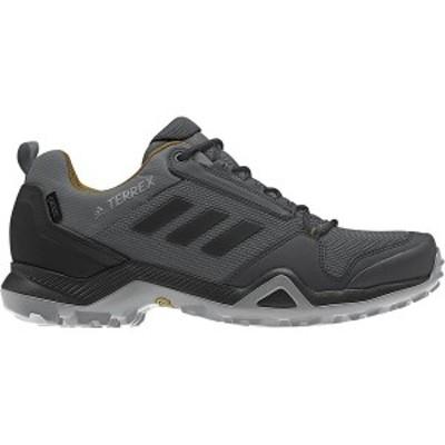 アディダス メンズ スニーカー シューズ Terrex AX3 GTX Hiking Shoe Grey Five/Black/Mesa