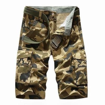 半ズボン 迷彩 ショートパンツ メンズ ワークパンツ ビーチパンツ ジュアル ショーツ パンツ 半ズボン 短パン オシャレ 夏