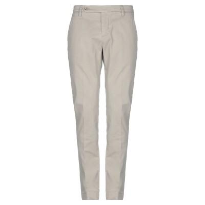 アントレ アミ ENTRE AMIS パンツ ライトグレー 31 コットン 96% / ポリウレタン 4% パンツ