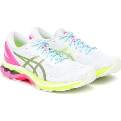 アシックス Asics レディース スニーカー シューズ・靴 Gel-Keyano 27 Lite-Show Sneakers White/Pure Silver