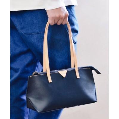 rehacer / rehcaer : Hand-Made Leather MiniTote Bag / ハンドメイド レザー ミニトート バッグ WOMEN バッグ > トートバッグ