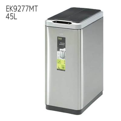 ゴミ箱 ダストボックス EKO ファントム センサービン 45L EK9277MT シルバー PHANTOM SENSOR BIN 送料無料