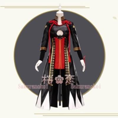 Fate GrandOrder 風  魔神(人)、沖田総司 風 コスプレ衣装 コスチューム フェイト グランドオーダー uw589