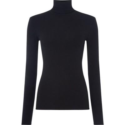 ラルフ ローレン Polo Ralph Lauren レディース ニット・セーター トップス Long Sleeve Knit Sweater Polo Black
