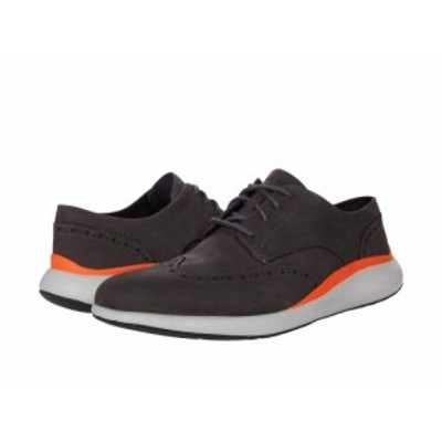 Cole Haan コールハーン メンズ 男性用 シューズ 靴 オックスフォード 紳士靴 通勤靴 Grand Troy Wing Oxford Pavement【送料無料】