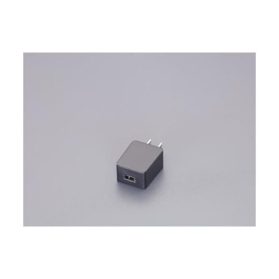 エスコ EA940CD-201B AC100V−USB 変換アダプタ— EA940CD201B