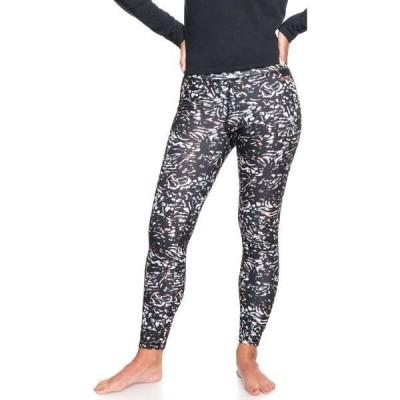 ロキシー レディース カジュアルパンツ ボトムス Roxy Women's Daybreak Technical Base Layer Leggings
