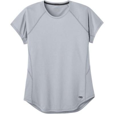 アウトドアリサーチ Outdoor Research レディース Tシャツ トップス Argon SS Tee Titanium