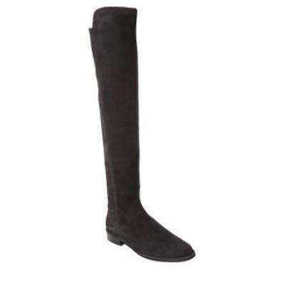 スチュアート ワイツマン レディース シューズ ブーツ Suede Thigh Boots