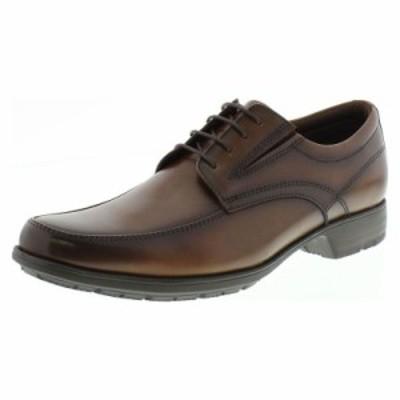asics アシックス商事 texcy luxe/テクシーリュクス TU7769(ブラウン)ビジネスシューズ 紳士靴