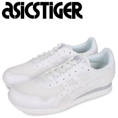 asics アシックス タイガー ランナー スニーカー メンズ TIGER RUNNER ホワイト 白 1191A207-100