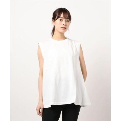 tシャツ Tシャツ 【THE SHINZONE】FLARE TEE WOMEN