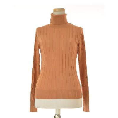 Loungedress GALLARDAGALANTE / ラウンジドレス ワイドリブタートルネック 長袖ニットセーター