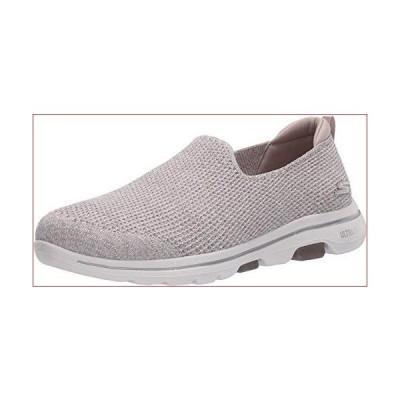 (新品)Skechers レディース Go Walk 5-124162 スニーカー US サイズ: 12 カラー: ベージュ