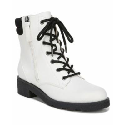 ドクター・ショール レディース ブーツ・レインブーツ シューズ Women's Tayler Mid Shaft Boots Off White