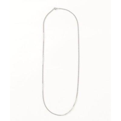 ネックレス WEGO/ステンレスチェーンネックレス70cm