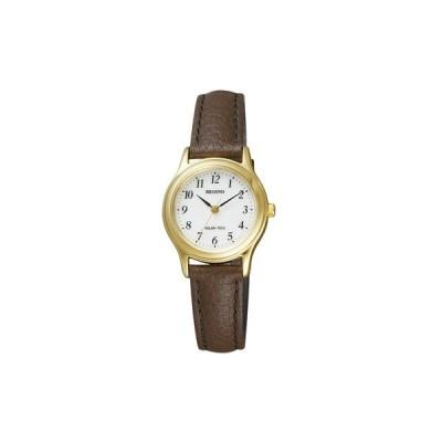 RS26-0031C CITIZEN/REGUNO/ソーラーテック/ペア レディース腕時計