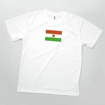 Tシャツ ニジェール共和国 国旗