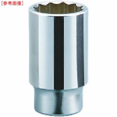 KTC tr-3834182 KTC 19.0sq.ディープソケット(十二角) 21mm (tr3834182)