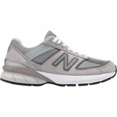 ニューバランス New Balance レディース シューズ・靴 990V5 Shoes Light Grey/Dark Grey