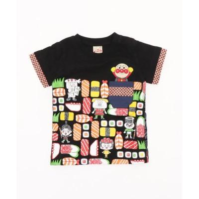 tシャツ Tシャツ 寿司柄Tシャツ