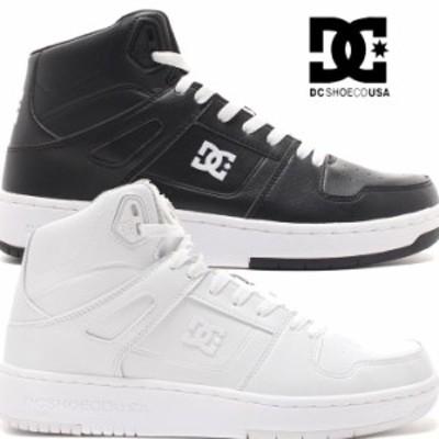 DC スニーカー dc shoes ディーシー【MANTECA HI LITE 】マンテカ DM181601
