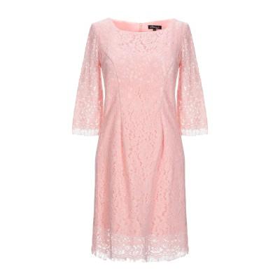 PROMULIAS PARIS ミニワンピース&ドレス ピンク XL ポリエステル 100% ミニワンピース&ドレス