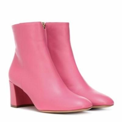 マンサーガブリエル Mansur Gavriel レディース ブーツ ショートブーツ シューズ・靴 Leather ankle boots Dolly