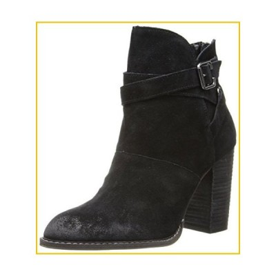 Chinese Laundry Women's Zip It Boot, Black Suede, 8 M US