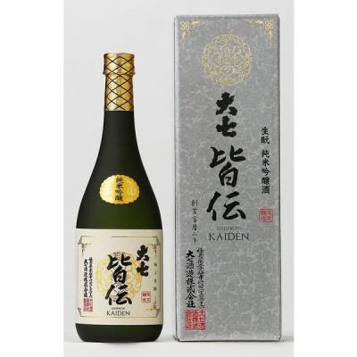大七酒造 大七 皆伝 生もと純米吟醸 720ml